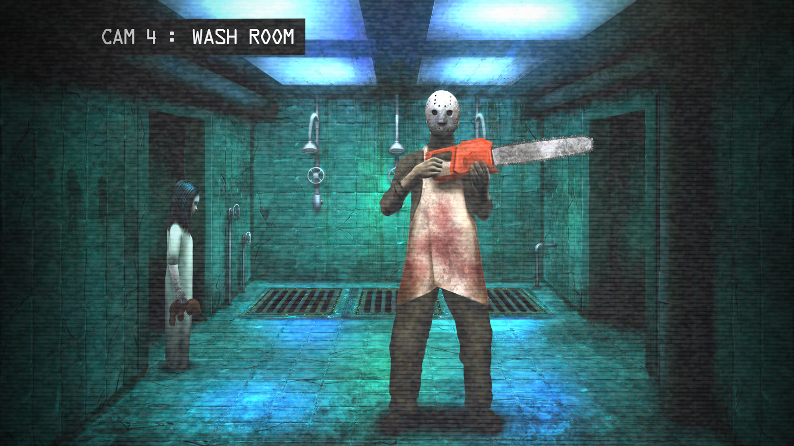 Play Fnaf 3 For Free - Asylum night shift screenshot