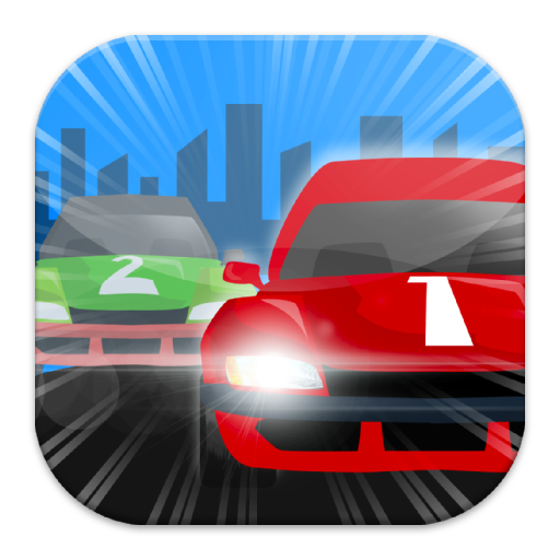 Racing Game LOGO-APP點子