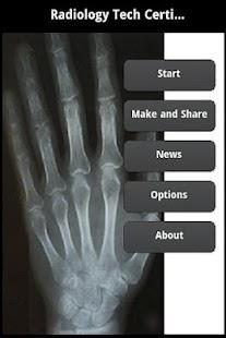 玩免費醫療APP|下載Radiology Tech Certification app不用錢|硬是要APP