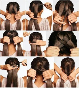 Easy Hairstyles with Braids - screenshot thumbnail