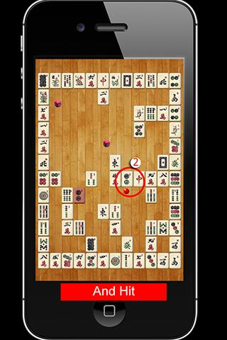 Mahjong and Ball Free- screenshot