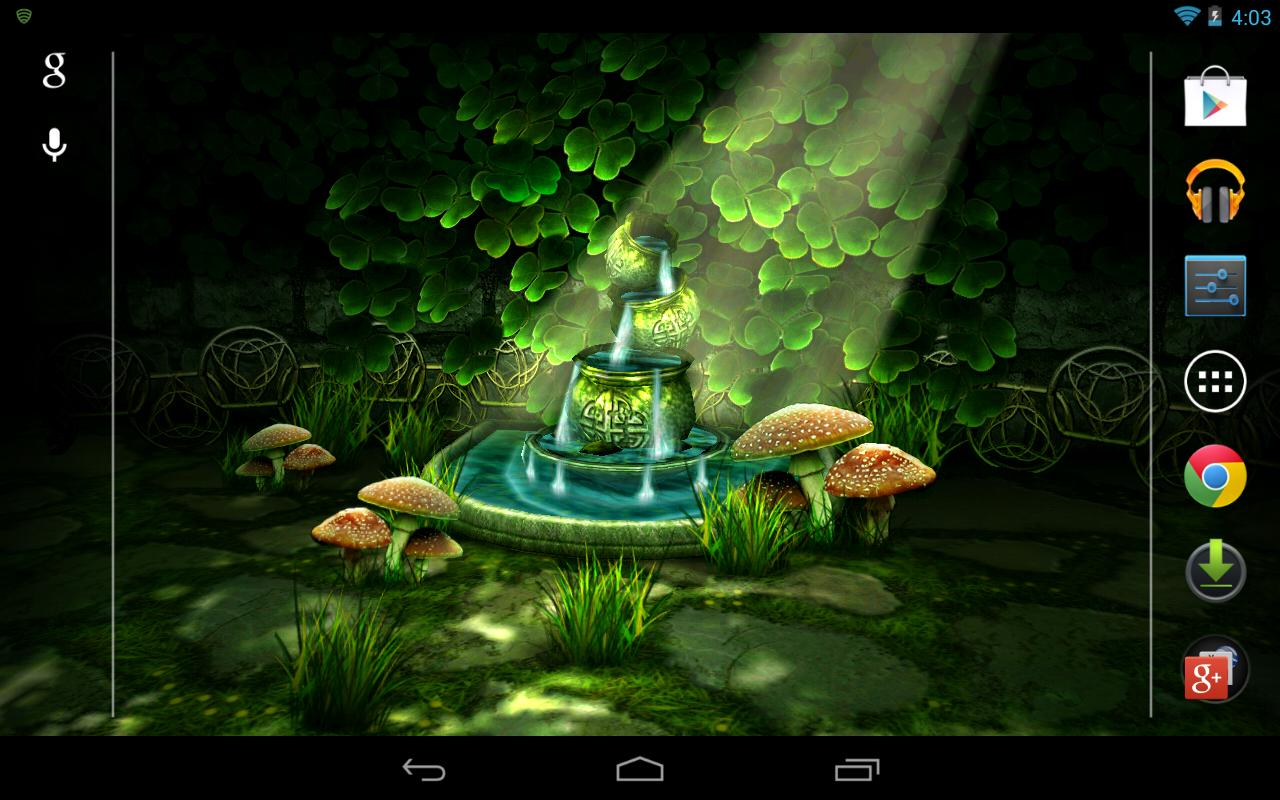 Celtic Garden Free- screenshot