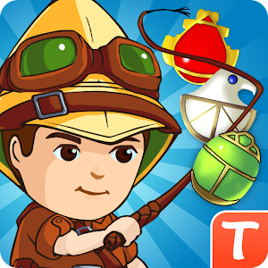 Jewel Raiders for TANGO for PC and MAC