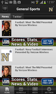 Navy Sports - screenshot thumbnail