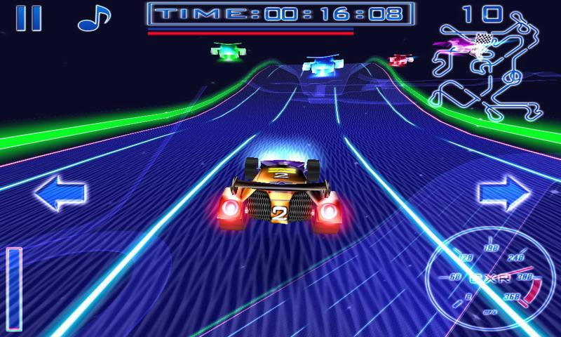 CrazXRacing HighLight Free - screenshot
