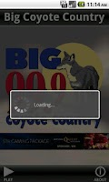 Screenshot of The Big 99.9 Coyote Country
