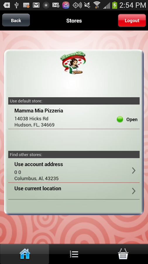 Mamma mia pizza coupons