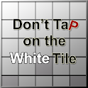 Don't Tap on the White Tile icon