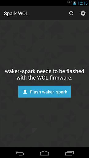 Spark Wake-On-LAN
