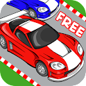Car Game for Toddlers Kids icon