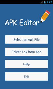 APK Editor Pro 1