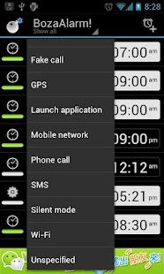 BozaAlarm (OpenAlarm+)- screenshot thumbnail