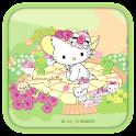 Charmmy Kitty Garden Theme icon