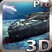 Titanic 3D Pro live wallpaper