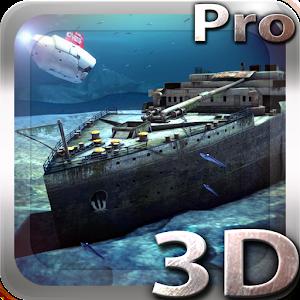 Titanic 3D Pro live wallpaper 個人化 App LOGO-硬是要APP
