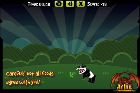 Fat Panda - screenshot