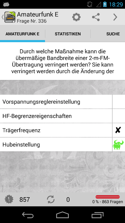 Amateurfunk - Klasse E - screenshot