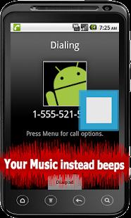 Ringtone INSTEAD Ringback Free - screenshot thumbnail