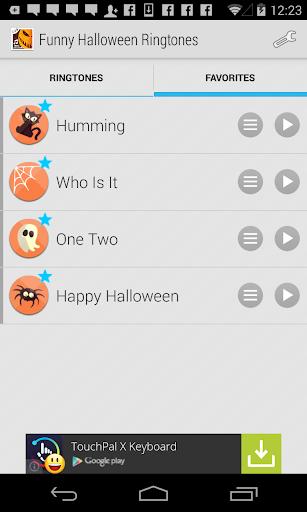 【免費娛樂App】Funny Halloween Ringtones-APP點子