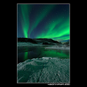Weather : Aurora borealis icon