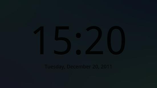 Smooth Clock- screenshot thumbnail