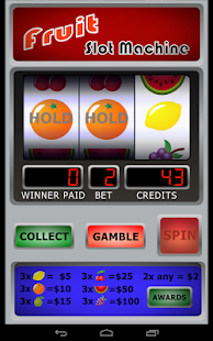 Fruit Machine- screenshot thumbnail