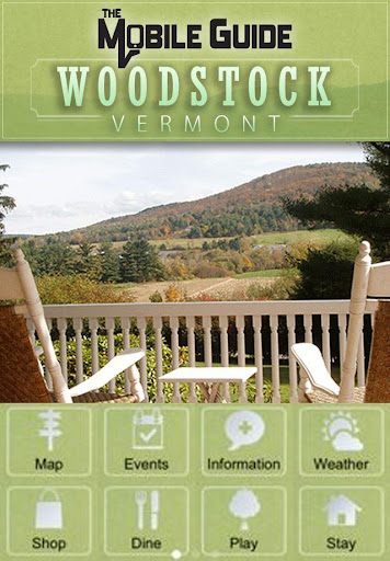 Woodstock - The Mobile Guide