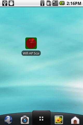 Wifi AP Scan