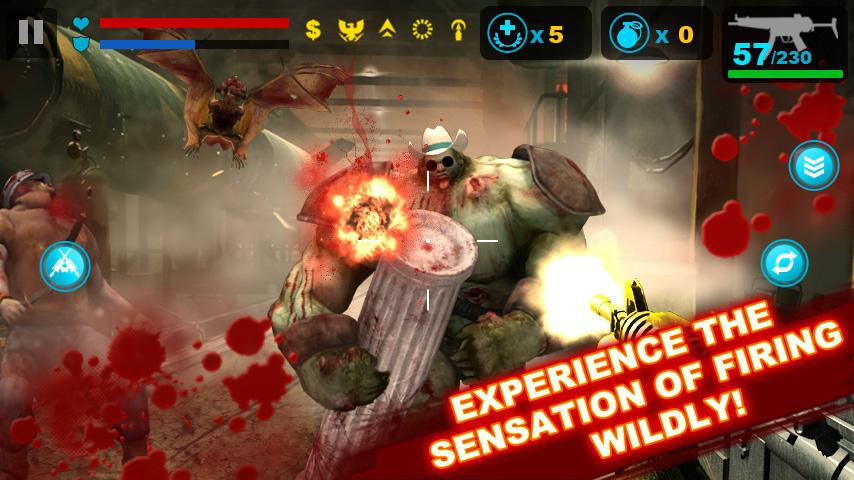 Zombie Frontier- screenshot