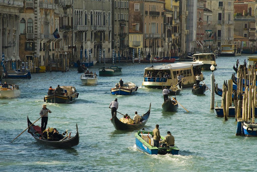 Venice Wallpapers - Canals
