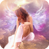 Angel HD Live Wallpaper Magic