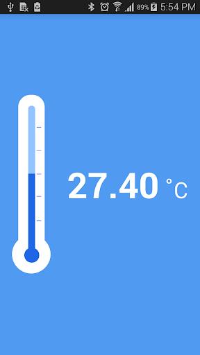 【免費工具App】Bluetooth LE Thermometer-APP點子