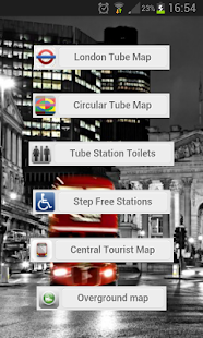 London Transport Maps - screenshot thumbnail