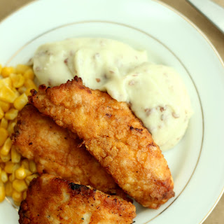 Oven Fried Chicken With Bread Crumbs Recipes.
