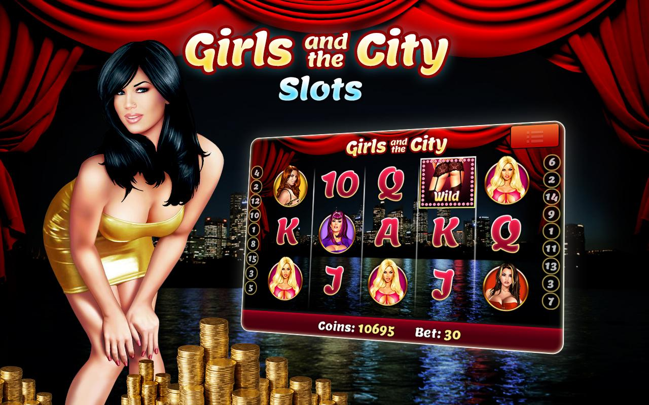 Rules of the Girl + Girl Slot