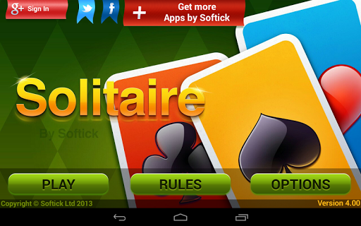 Solitaire 4.7.1179 androidappsheaven.com 1