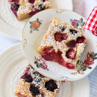 Fresh Mixed Berry Dessert Recipes.