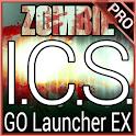 Zombie ICS GO Launcher EX logo