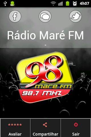 【免費音樂App】Rádio Maré FM-APP點子