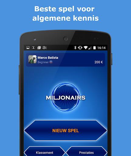Miljonairs Quiz Nederlands