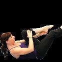 Pilates Abdominal Workout icon
