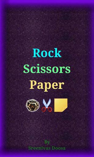 Rock Scissors Paper Battle