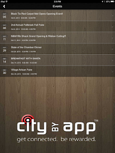 CityByApp® Fallbrook! - screenshot thumbnail