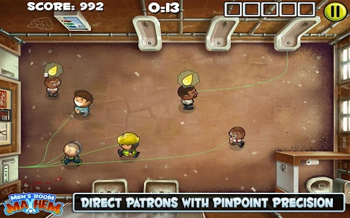 Men's Room Mayhem Screenshot 6