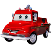 Ralph the Fire Car