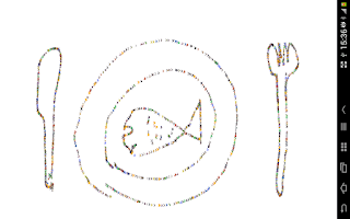 Screenshot of Draw your name with butterfly