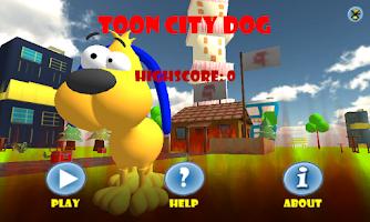 Screenshot of Toon City Dog