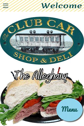 The Club Car Shop Deli