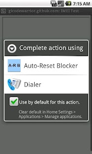 Auto-Reset Blocker - screenshot thumbnail