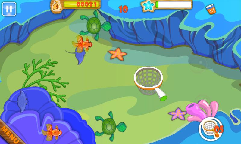 Fish Hunter- screenshot